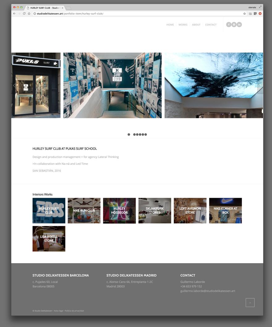 Web Studio Delikatessen