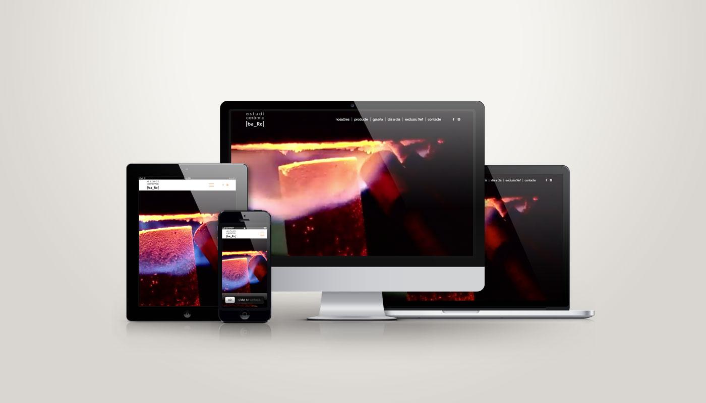 Web Estudi Ceràmic